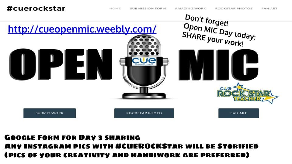 http://cueopenmic.weebly.com/